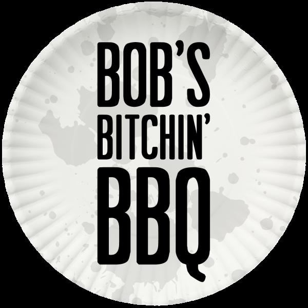Bob's Bitchin BBQ logo